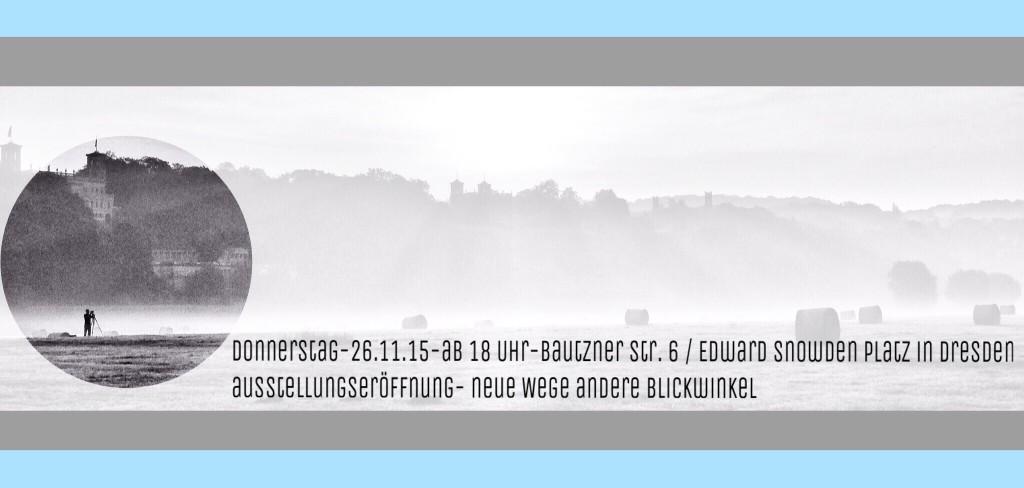 Carsten Linke Ausstellung Bautzner Str. 6 FOTOGRAFIE DRESDEN