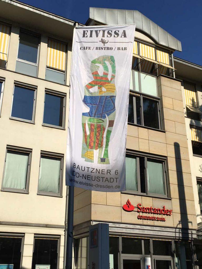 Das Ding Bautzner 6 Dresden Neustadt