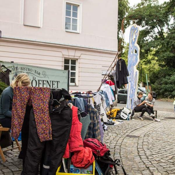 13. Haus und Hof Troedelmarkt Dresden Neustadt